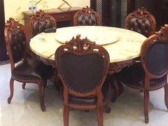 古典家具餐桌应该如何挑选?注意事项有哪些?