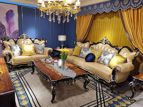宫爵家具教你如何打造一个法式浪漫的家!