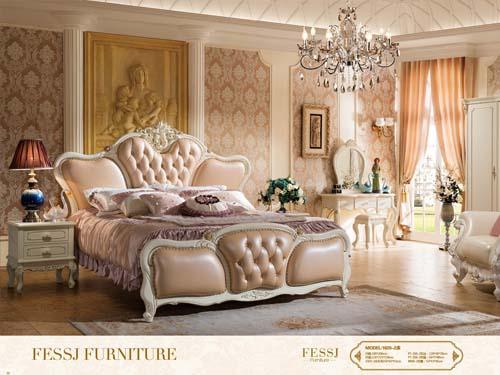 家装必备法宝——法式风格装修效果图