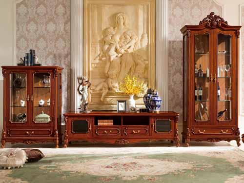 新古典风格家具特点及其电视柜价格是多少?