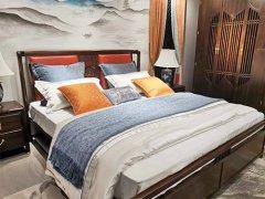 欧式家具126平简欧风格设计,实景图比效果图都好看